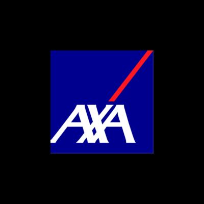 Logo Oficial Axa seguros